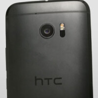 New leak shows off HTC 10 in black