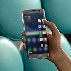New Galaxy S7 and S7 edge update deals with touch stability and skewed photos