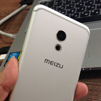 New pictures of the Meizu Pro 6 surface along with specs and AnTuTu score