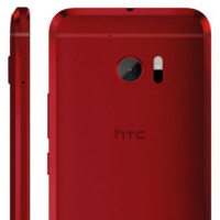 This is the HTC 10 in red (and it might not be widely available)