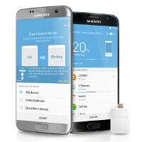 Transfer data from your old handset to your new one with Samsung Smart Switch