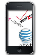 AT&T loses exclusive rights to the iPhone next June?