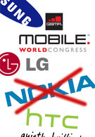 Nokia won´t be showing anything at MWC 2010