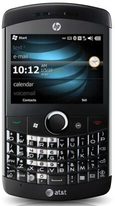 HP iPAQ Glisten coming soon to AT&T for $179