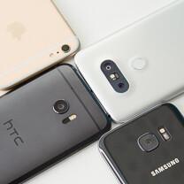 HTC 10 vs iPhone 6s Plus, Galaxy S7, LG G5: low light camera comparison