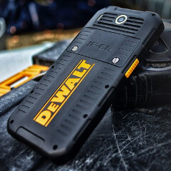Power tool-maker DeWalt launches its very own, very rugged smartphone