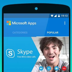 How to find new Android apps made by Microsoft