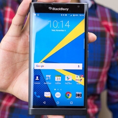 BlackBerry Priv gets its Android 6 0 Marshmallow update (finally