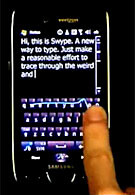 Swype comes to Android as well