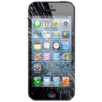 Save money by using this kit to repair your cracked iPhone screen