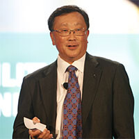 """BlackBerry CEO """"truly believes"""" company's smartphone business will be profitable again"""