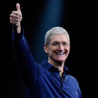 Watch Tim Cook's full interview calming fears over Apple losing momentum: