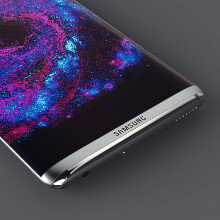 This Samsung Galaxy S8 edge concept is as stunning as they come