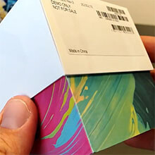 Early Sony Xperia X unboxing reveals some very colorful packaging