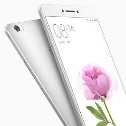 "Xiaomi Mi Max spreads its giant 6.44"" wings: the largest phone Xiaomi ever released"