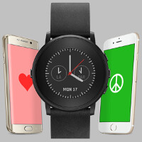 Pebble updates watch firmware and its iOS/Android apps to add new health and fitness features