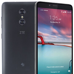 ZTE Zmax Pro headed to T-Mobile, Android Marshmallow and fingerprint scanner on board