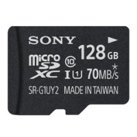 Grab Sony's 128GB microSD card for only $33.49 from Amazon