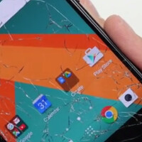 Which Android model held up better in a drop test, the Samsung Galaxy S7 or the HTC 10? (VIDEO)