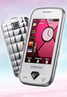 Samsung S7070 and S5150 - the first members of the Diva series