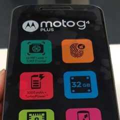 New Moto G4 Plus photos leak out, retail packaging confirms its name and features