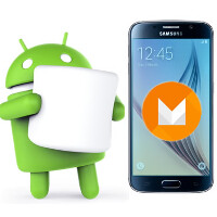 AT&T Samsung Galaxy S6 finally sees Android Marshmallow update