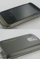 UPDATED:HTC's Android powered Touch.B/Rome spotted in France?