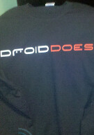 Verizon turns customers into walking billboards for the DROID