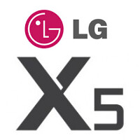 New trademark and logo suggests 'LG X5' could be in the works