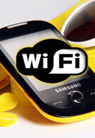 Wi-Fi version of the Samsung Corby S3650