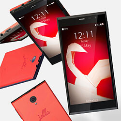 Jolla's back with a new Sailfish OS phone: limited-edition Jolla C