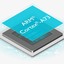 ARM introduces Cortex A-73 chip and Mali-G71 graphics chip; higher performance, energy efficient