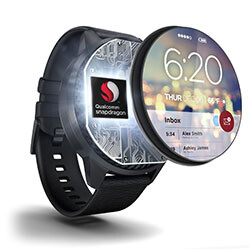 Qualcomm's new Snapdragon Wear 1100 processor launches for low-power wearables