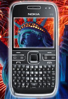 The Nokia E72 goes official in the US