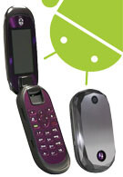 The Motorola La Jolla will be an affordable Android handset?