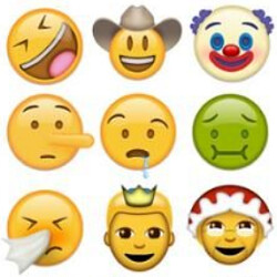 Take a peek at what some of the 72 new emoji might look like