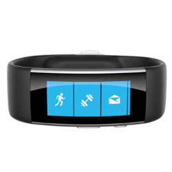 Microsoft Band 2 update allows users to track their heart rate zones for aerobic exercise