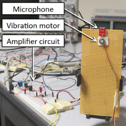 Your phone's vibration motor can turn into a microphone and give away your secrets