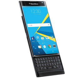 BlackBerry Priv returns higher than anticipated says AT&T executive