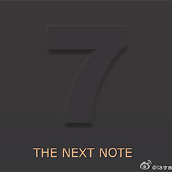 Support grows for Galaxy Note 7 name; will Samsung really skip the Note 6?