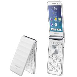 Samsung working on an elegant Android flip, possibly a Galaxy Folder heir