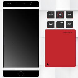 A dreamer's dream: this modular smartphone concept can be fully exchanged, piece by piece