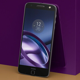 Moto Z is now official: thin, powerful, with snap-on modules for added awesomeness