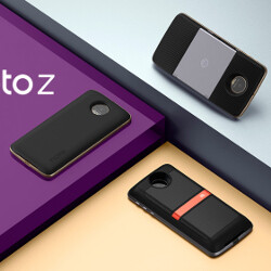 Moto Z, Z Force and Moto Mods: all the official images