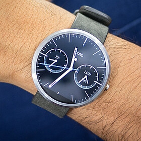 The original Motorola Moto 360 will not be updated to Android Wear 2.0