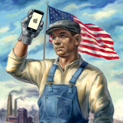 How much would it cost to build the iPhone in the US? MIT has the answer..