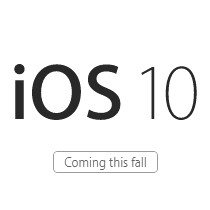Apple iOS 10 release date, beta download and new features video