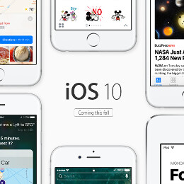 Hooray! iOS 10 developer beta is now available for download