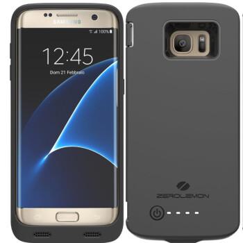 Triple your S7 edge longevity with ZeroLemon's bargain extended battery case
