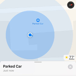 Dude, where's my car? Apple Maps on iOS 10 will have the answer